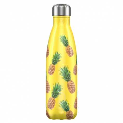 Chilly's bouteille ananas 500 ml